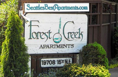 Forest Creek Apartments Seattle